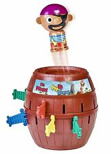 TOMY Pop-Up Pirate for 2 to 4 players