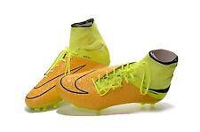 Nike Hypervenom Phantom 2 LTHR FG Men's Football Boots Size 7.5 Uk