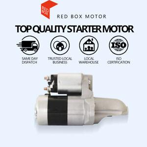 Starter Motor fit for Subaru Impreza AWD WRX EJ20 EJ25 2.0L 2.5L Petrol Manual