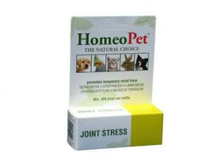 HomeoPet Joint Stress Homeopathic Remedy   Dogs   Joints & Bones