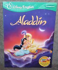 Disney English Aladdin Intermediate (2012, Paperback)