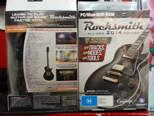 Rocksmith 2014 for PC/Mac (with Real Tone Cable): Brand New