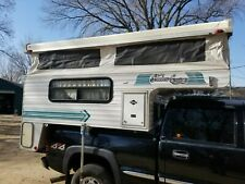 1996 Shadow Cruiser 8Ft Popup Truck Camper Deluxe Model For 6 1/2 Ft Bed Size