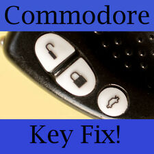 Holden Commodore Key Buttons VS VT VX VY VZ White Set