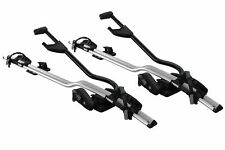 Thule ProRide 598 Cycle Carriers - Twin Pack - Key Matching - Next Day Delivery
