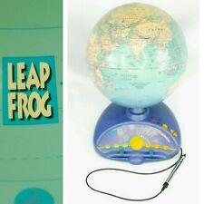 Quantum Leap Explorer Globe Leapfrog Interactive Learning Eureka Challenge
