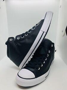 Converse CT All Star Hi Street Boot Shoe Mens 12 Womens 14 Sneaker 149426C LTHR