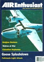 Air Enthusiast 7/8 July/August 1998 No.76 Belgian Hunters Issue Magazines U1