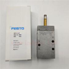 Festo Solenoid Valve Mfh 5 18 9982 New Original