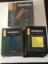 Geometry: An Integrated Approach Teacher's Resource Bundle 1998 USED 053867380X