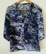 David Lawrence Short Sleeve Hand-wash Only Casual Tops & Blouses for Women