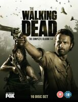 Nuovo The Walking Dead Stagioni 1 A 4 DVD