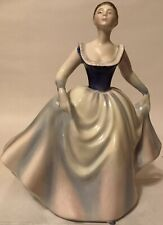 Lisa , Hn2394 -Royal Doulton Figurine, Hand Made And Hand Decorated