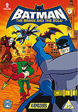 Batman - The Brave And The Bold Vol.2 (DVD, 2010)