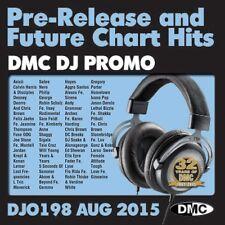 DMC Dj Seulement 198 PROMO diagramme disque de musique pour DJ-Double CD