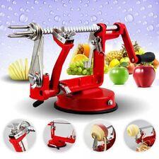 3 in 1 Apple Slinky Machine Peeler Corer Potato Fruit Cutter Slicer Kitchen