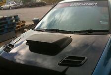 Subaru Impreza GC8 Chargespeed Style High Scoop