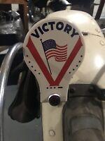 Harley Davidson pAnhead  Flathead knucklehead Bobber Vintage l/p topper vintage