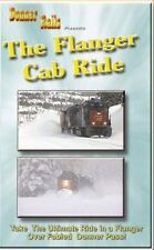 Flanger Cab Ride Over Donner Pass DVD SP Snow