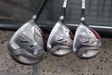 Set of 3 Taylormade r7 XD RH Fairway Wood Golf Clubs (460, 5, 3)