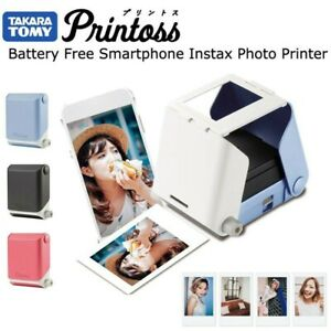 Tomy KiiPix Instant Phone Printer (Uses Instax Mini Film)