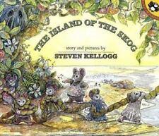 The Island of the Skog by Steven Kellogg (1993, Paperback)