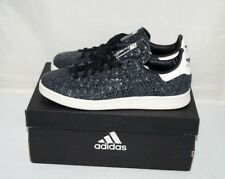 f0068704b2c3 NIB Authentic ORIGINAL ADIDAS STAN SMITH Snake Embossed Leather Shoes Size  9 M