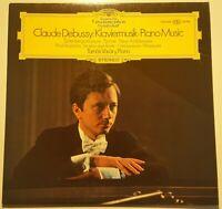 Claude Debussy Klaviermusik Piano Music Tamas Vasary DGG Stereo 139 458