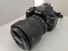 Nikon D5300 + obiettivo 18-105 mm VR