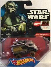 Hot Wheels Star Wars Garazeb Orrelios 1:64 Diecast Mattel New