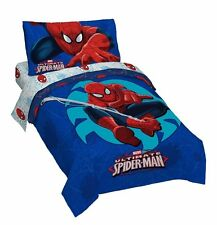 MARVEL Spider Man Classic Toddler Bed set