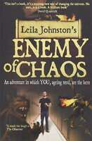 Enemy of Chaos, Leila Johnston, New condition, Book