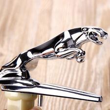 3D Zinc Alloy Car Frond Hood Leaper Ornament Emblem for Jaguar S-Type X-Type Etc
