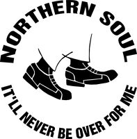 Music Poster Reprint Northern Soul It'll Never Be Over For Me A4 Photo Print