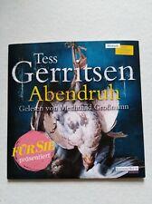 Abendruh von Tess Gerritsen, Hörbuch