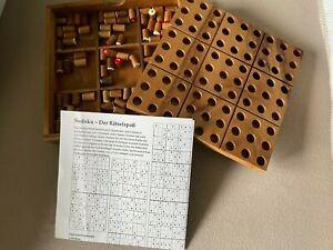 Sudoku Holzbrettspiel