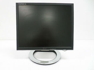 "LG L1780Q Ultra Slim Innovations Flatron 17"" LCD Monitor** Hard To Find**"