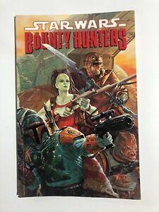 Star Wars: The Bounty Hunters TPB Dark Horse