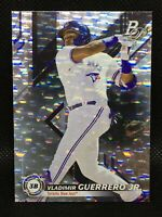 2019 Bowman Platinum Ice #27 Vladimir Guerrero Jr. RC Toronto Blue Jays