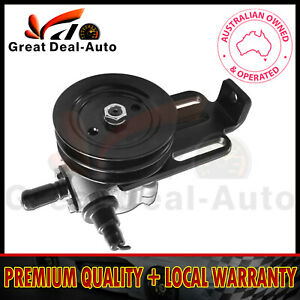 Fits Holden Rodeo TF 2.8L Turbo Diesel 4WD Power Steering Pump 1988-2002 New