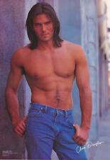 POSTER: CHRISTOPHER DOUGLAS - MALE MODEL        FREE SHIPPING !   #3106  RC3 S
