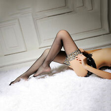 Bas hold-ups femmes sexy Maillé léopard en rêve Tendance pratique particulier