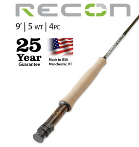 NEW Orvis Recon 9ft 5wt (905-4) Fly Rod
