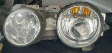2005 JAGUAR S-TYPE LEFT HEAD LIGHTS HID XENON