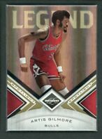 2010 Artis Gilmore 01/49 Panini Limited Glass Legend #53