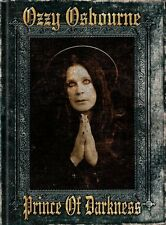 OZZY OSBOURNE Prince Of Darkness 4CD Bookset BRAND NEW Hits B-Sides Rarities