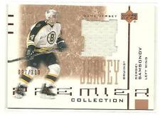 01 02 Premier Collection Sergei Samsonov Bronze Jersey BV $12