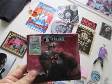 THOR-Only The Strong CD/DVD Deluxe Edition Start Raising Hell Lightning Strikes