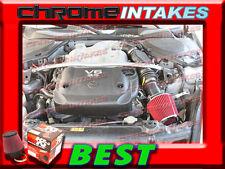 K&N+RED AIR INTAKE FILTER ADAPTER KIT FOR 03-06 2003 2004 2005 2006 INFINITI G35