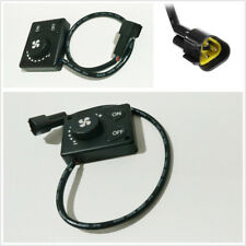 12V/24V Vehicle Parking Heater Remote Control Knob Switch For Air Diesel Heater